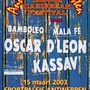 Antilliaanse Feesten Indoor 2003