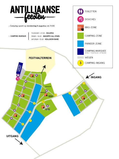 Campingplan